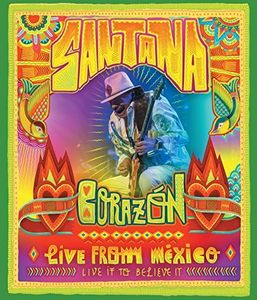 Corazon-Live From Mexico: Live It [Import]