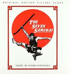 Seven Samurai (Original Motion Picture Score) [Import]
