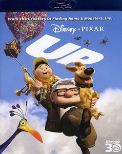 Up: 3D (2011) [Import]