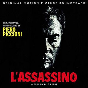 L'Assassino (Original Soundtrack) [Import]