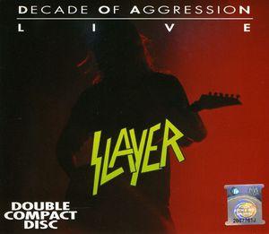 Live: A Decade of Aggression [Explicit Content]