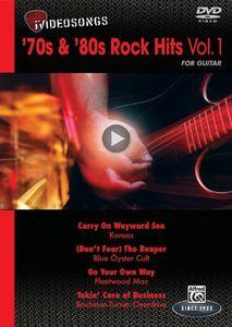 iVideosongs: 70's & 80's Rock Hits: Volume 1