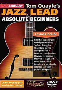 Jazz Lead for Absolute Beginners