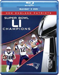 NFL: New England Patriots: Super Bowl LI Champions