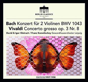 Bach & Vivaldi: Violin Concertos