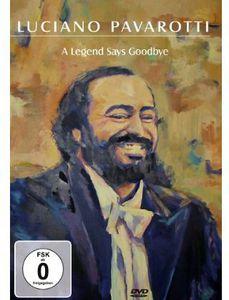 A Legend Says Goodbye