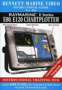 Raymarine E Series: E80,E120 Chartplotter