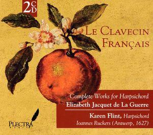 Le Clavecin Francais: Complete Works Harpsichord