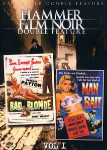 Hammer Film Noir Double Feature Vol. 1: Bad Blonde /  Man Bait