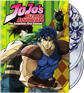 Jojo's Bizarre Adventure: The Complete First Season