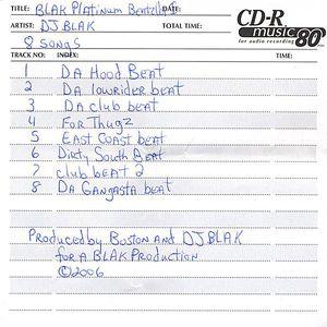 Blak Platinum Beatz 1
