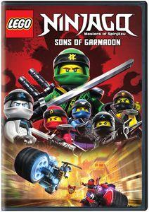 Lego Ninjago: Masters Of Spinjitzu - Season 8