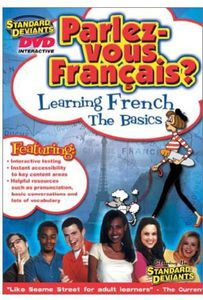 Parlez-Vous Francais?-Learning French: The Basics