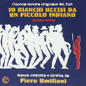 10 Bianchi Uccisi Da Un Piccolo Indiano(Original Soundtrack) [Import]