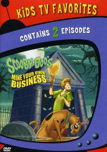 Scooby Doo: Mine Your Own Business - TV Favorites