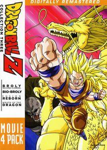 Dragon Ball Z: Movie Pack 3