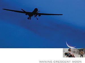 Crescent Moon Waning