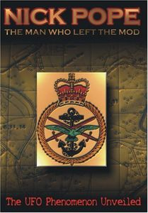 Nick Pope: The Man Who Left the Mod