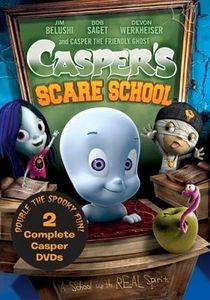 DVD Casper Halloween 2pk