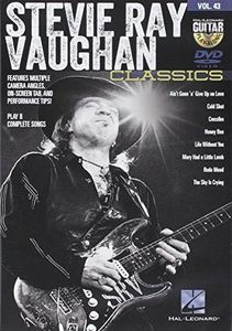 Classics: Guitar Play Along: Volume 43