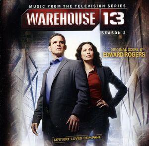Warehouse 13: Season 2 [Original Score]