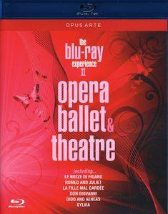 V2: Blu Ray Experience: Opera Ballet