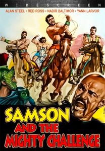 Samson and His Mighty Challenge
