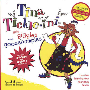 Tina Tickle-Ini Gets Giggles & Goosebumples