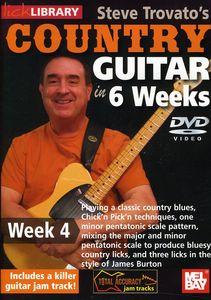 Trovato, Steve Country Guitar in 6 Weeks: Week 4