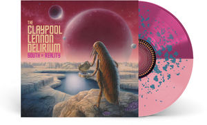 South Of Reality , Claypool Lennon Delirium