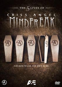 The 5 Lives of Criss Angel: Mindfreak