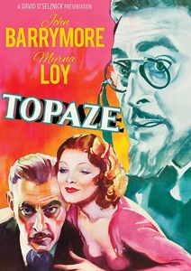 Topaze , John Barrymore