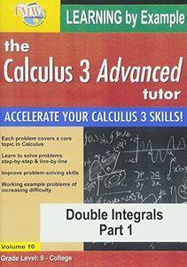 Double Integrals Part 1