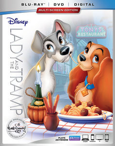 Lady and the Tramp (The Walt Disney Signature Collection)