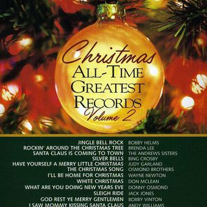 All-time Greatest Xmas 2 /  Various