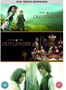 Outlander: Seasons 1-3 [Import]