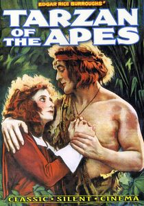 Tarzan de the Apes