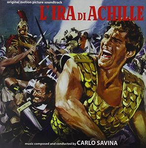 L'Ira Di Achille (Fury of Achilles) (Original Soundtrack) [Import]