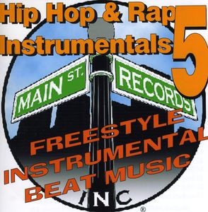 Hip Hop & Rap Instrumentals 5 /  Various