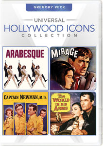 Universal Hollywood Icons Collection: Gregory Peck