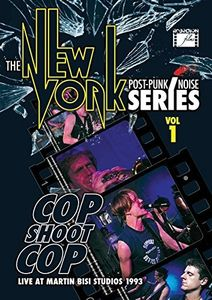 New York Post Punk /  Noise Series 1