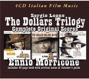 Complete Dollars Trilogy (Original Soundtrack) [Import]