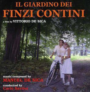 Il Giardino Dei Finzi Contini (The Garden of the Finzi-Continis) (Original Soundtrack) [Import]