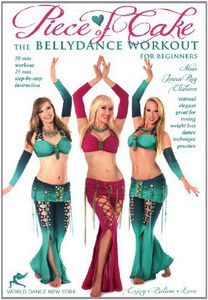 Piece of Cake: Bellydance Workout for Beginners