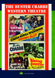 The Buster Crabbe Western Theatre: Volume 5