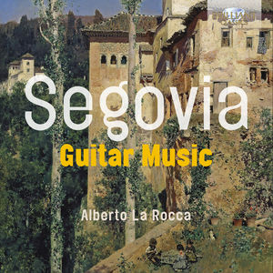 SEGOVIA: GUITAR MUSIC