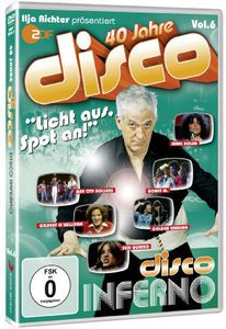 Disco Inferno 6 /  Various [Import]