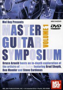 Master Guitar Symposium 1