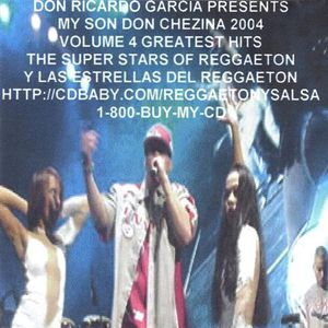 Greatest Hits of Don Chezina & Super Stars 4