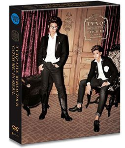 TVXQ! The 4th World Tour Catch Me in Seoul [Import]